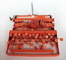 Orange Peel - 02. by Andrew Nawroski