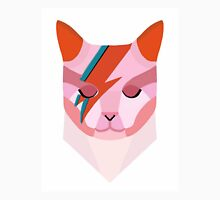 David Bowie Cat Unisex T-Shirt