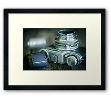 Remember When? Framed Print
