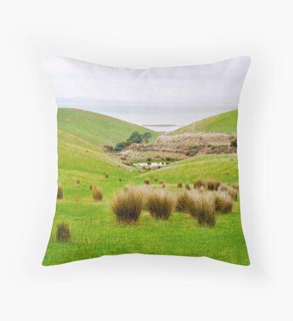 Agnes, Victoria, Australia Throw Pillow
