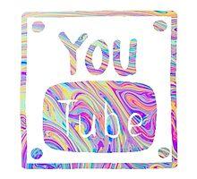 Swirled Youtube Logo by CeriBall