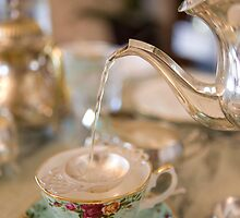 Tea Anyone?  by Danielle Prowse