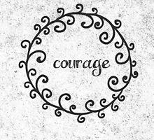 Courage  by jennastone