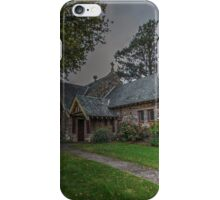 St Aiden's Anglican Church, Exeter. iPhone Case/Skin