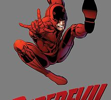 Daredevil The Man Without Fear by AvatarSkyBison