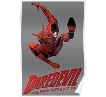 Daredevil The Man Without Fear Poster