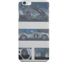 AC Cobra quadtych iPhone Case/Skin