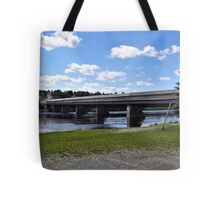 Hartland Covered Bridge Tote Bag