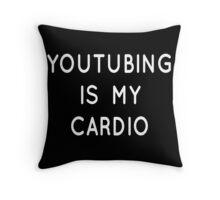 Youtube Throw Pillow