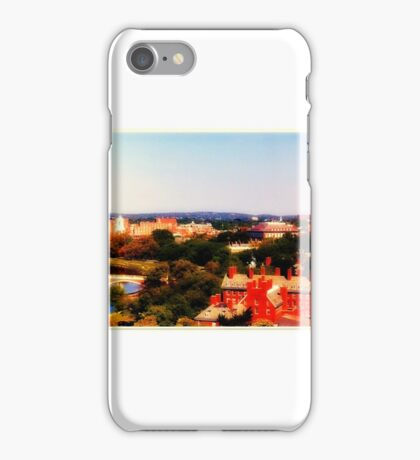 Harvard University at Charles River! iPhone Case/Skin