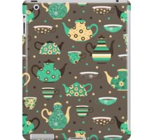 Tea pattern. iPad Case/Skin
