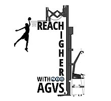 Reach Higher with NDC AGVs BW Photographic Print