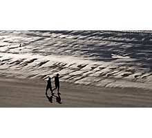 Silver sands Photographic Print
