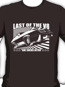 Mad Max Inspired Last of the V8 Shirt T-Shirt