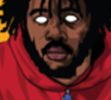 capital steez Sticker