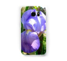 THE BEAUTY OF THE IRIS Samsung Galaxy Case/Skin