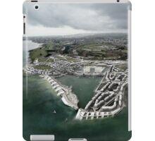 Flood Resilient Townscape - Par Docks iPad Case/Skin