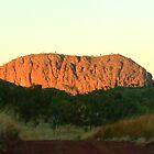 East Kimberleys Ayres Rock by mickmci