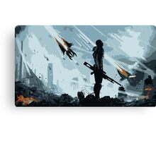 Reaper Invasion Canvas Print