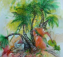 Tropical Haze by Cathy Gilday