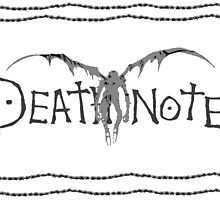 Death Note  by artemys