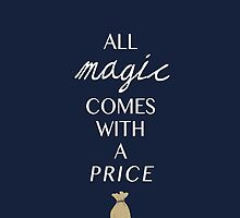 All magic comes with a price by konchoo