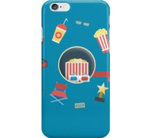 Cinema - Tutto intorno ai Film iPhone Case/Skin