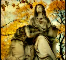 Autumn Leaves by gothicolors