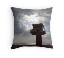 Life Guards View Point, Avoca Beach Throw Pillow