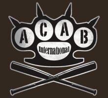 A.C.A.B Hooligans-Ultras T-Shirt