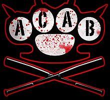A.C.A.B Hooligans by losfutbolko