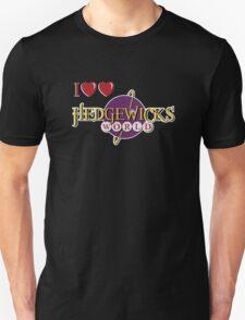 Love Love Hedgewick's World T-Shirt