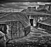 Middle Head Fort I by Mark Moskvitch