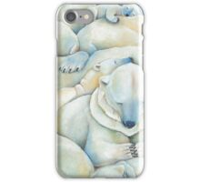 Polar Wall iPhone Case/Skin
