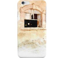 Farm windows of stable iPhone Case/Skin