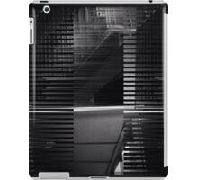 Monochrome building iPad Case/Skin