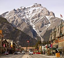 Banff by Robin Webster
