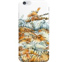 Tiger Sprawl iPhone Case/Skin