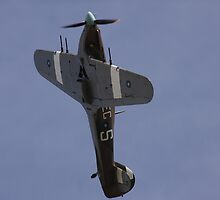 Hurricane. The unsung hero. Coningsby, Lincolnshire by Merlin72