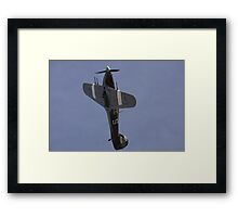 Hurricane. The unsung hero. Coningsby, Lincolnshire Framed Print