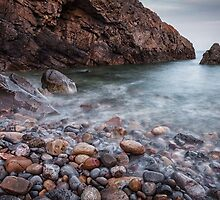 Brandy Cove Gower Swansea by Leighton Collins