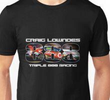 Craig Lowndes - Triple 888 Racing Unisex T-Shirt