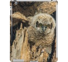 Ready For Action  iPad Case/Skin