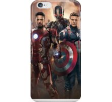 avanger iPhone Case/Skin