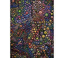 Dots over Dots Photographic Print