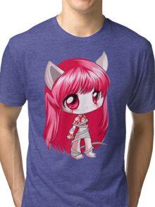 Elfen Lied -Lucy (chibi) Tri-blend T-Shirt