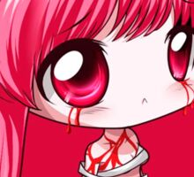 Elfen Lied -Lucy (chibi) Sticker
