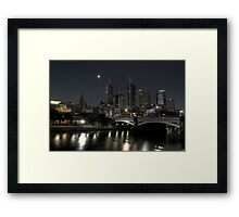 Bridge of Memory Framed Print