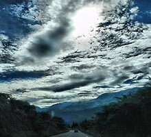 Follow the Road - Sigo La Carretera by Bernai Velarde