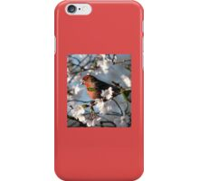 Blossoms For Brunch iPhone Case/Skin